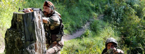 Militant reportedly killed in Baramulla forest