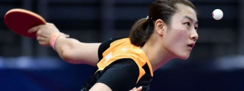 Top seed Ding Ning out of ITTF China open