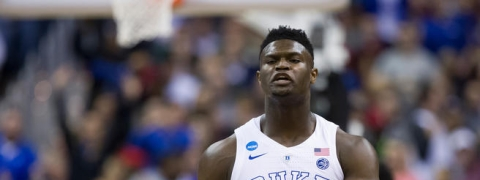 Pelicans picks Zion Williamson as NBA No. 1 draft