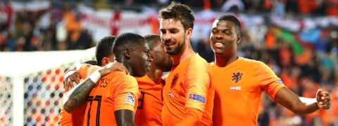 Netherlands enter UEFA Nations League final