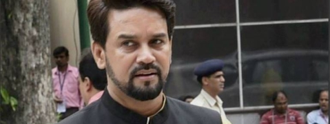 Abrogation of Art 370 from J&K will become reality shortly: Anurag Thakur