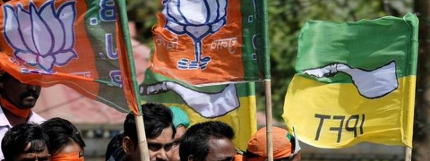 BJP-IPFT coalition in Tripura hangs in balance