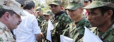 Colombia urged to do more to protect ex-Farc rebels