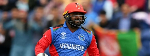 Afghan wicket-keeper Shahzad out of WC