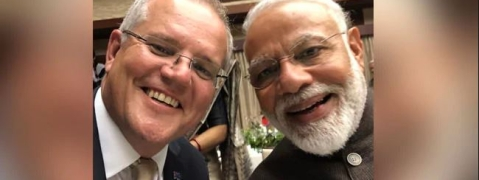 PM retweets Australian PM's selfie missive, says 'Mate, I am stoked'