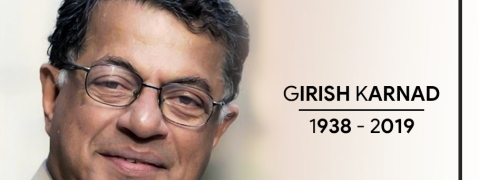 Girish Karnad passes away