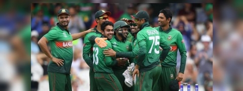 Bangladesh beat South Africa by 21 runs