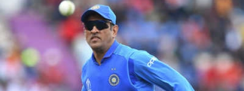 BCCI asked to remove Dhoni's 'Balidaan Badge'