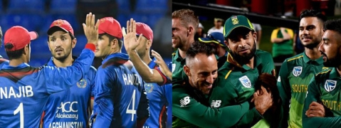 South Africa, Afghanistan hunt for maiden win