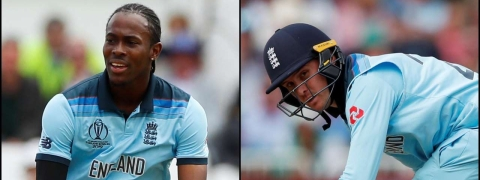 World Cup:  Archer and Jason Roy fined