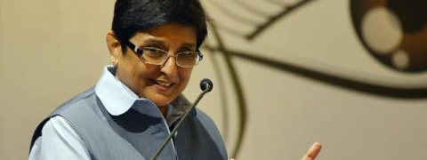 SC reprieve for Lt Governor Kiren Bedi