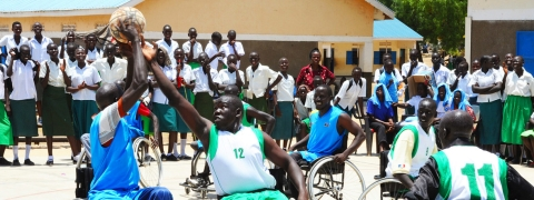 UN launches new Disability Inclusion Strategy
