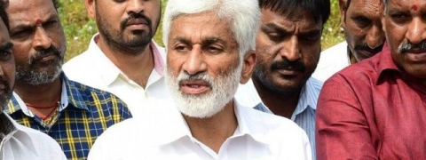 Vijay Sai Reddy appointed YSRCP PPL