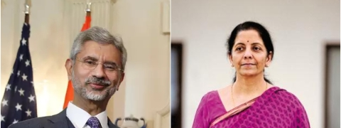 JNU honour for Sitharaman, Jaishankar