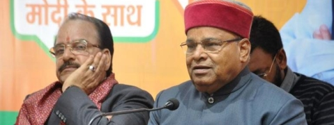 Thawarchand Gehlot new Leader of Rajya Sabha