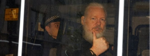 UK Court to hear Assange's extradition case in 2020