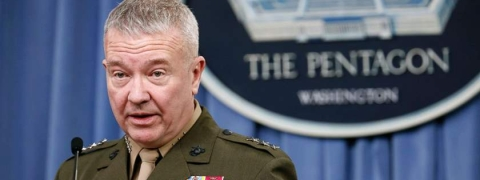 Pentagon gets new chief