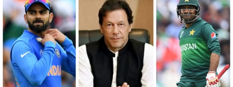 Fight till the last ball, Imran tells Pak team ahead of clash with India