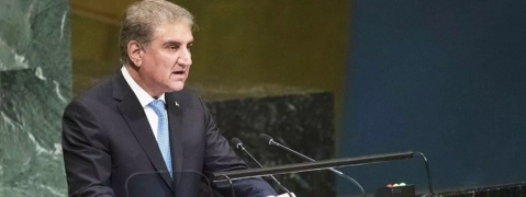 Pakistan progressing in lifting air restrictions with India: Qureshi