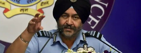 Air Chief Dhanoa to visit Sweden on June 3