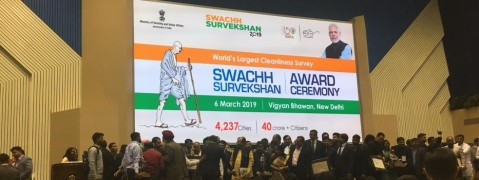 Swachh Survekshan 2020: Focus on wastewater treatment