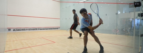 Asian Jr. Squash : All Indian final in boy's U-19