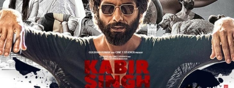 Shahid Kapoor starrer 'Kabir Singh' enters Rs 100 cr club