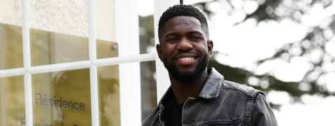 Umtiti happy in Barca despite exit rumors
