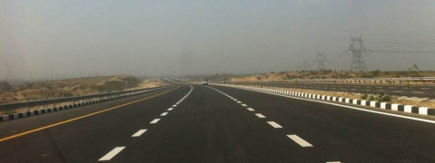 Delhi-Mumbai Expressway to be ready in 3 years