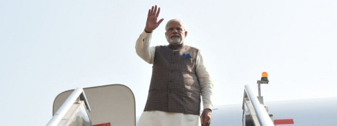 PM not to use Pakistan airspace to fly to Bishkek