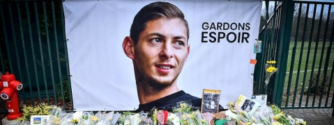Police make arrest in connection to Sala death