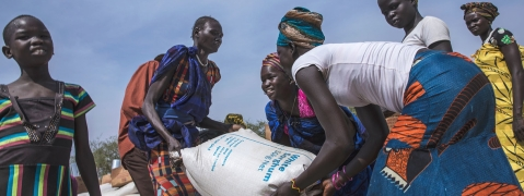 South Sudanese facing famine, warns UN food agency