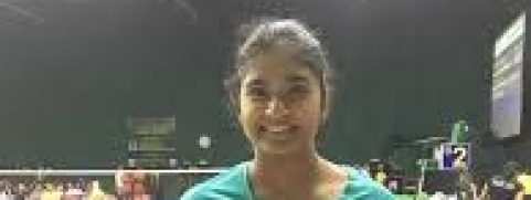 Goa's Anura settles for Silver at All India Badminton