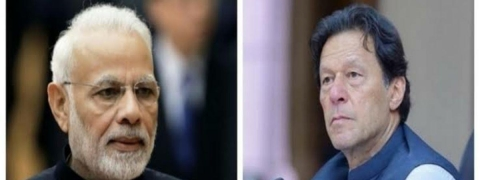 At SCO stage: Modi isolates Pakistan in presence of Imran Khan