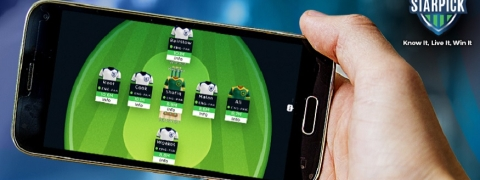 StarPick Fantasy Sports enhances user experience with Hindi