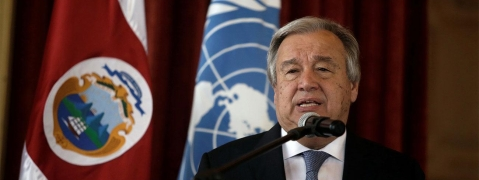 Catch up with digital tech: UN chief to member states