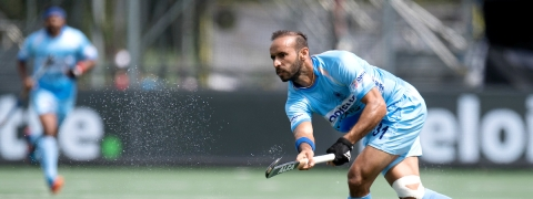 Never gave up hunger to wear India Jersey again, says Ramandeep Singh