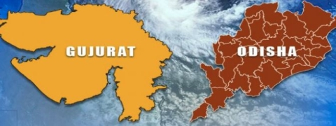 Gujarat seeks Odisha help on cyclone
