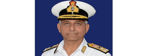 Vice Adm AK Jain reviews ENC fleet