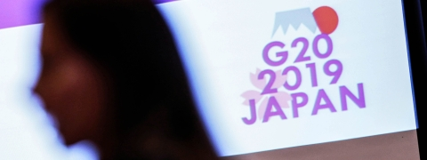 G20 finance chiefs, central bankers to meet in Japan