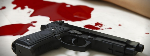 Youth shot dead, mother injured in criminal attack