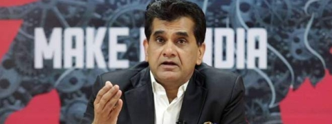 Niti Aayog CEO Kant's tenure extended by two yrs