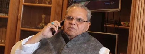 Hurriyat ready to talk: J&K Guv
