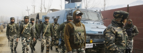 Security forces launch search op in Bandipora