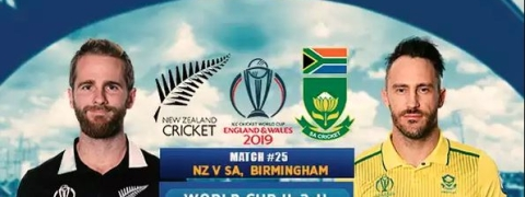 NZ win toss, opt to bowl