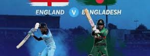 Bangladesh wins toss, opt to bowl against England