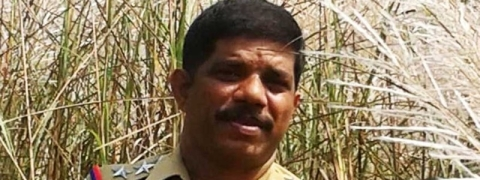 Missing Kerala cop traced in TN