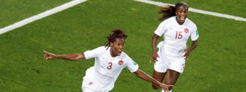 Women's World Cup: Canada win 1-0 against Cameroon