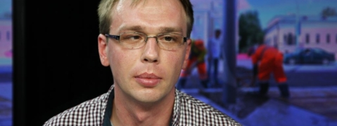 Russian journalist detained in Moscow on drug charges