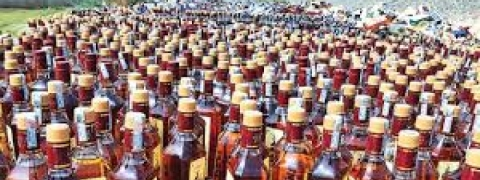 90 cartons of foreign liquor seized in Bihar